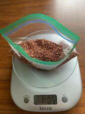1 LB. of 99% Copper Chops