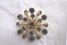 VTG Jewelry Lot 8 Pcs Snowflake Scottie Pin Lisner Brooch Bracelet Penguin Pin