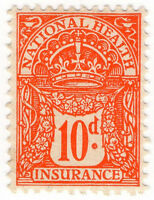 (I.B) George V Revenue : National Health & Insurance 10d