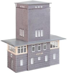 Faller 120101 H0 Railway Control Tower Ahlhorn 166x87x172mm New Boxed