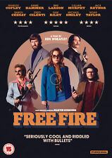 FREE FIRE (DVD) (New)