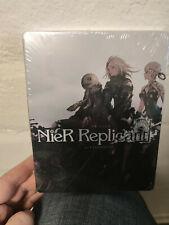 Nier Replicant ! B-WARE ! - Steelbook - Custom - Neu/new - NO GAME - kein Spiel