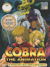 Cobra The Animation DVD TV Collections 1-13 (Anime) - US Seller Ship Fast