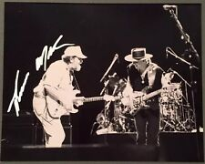 Lonnie Mack Hand Signed Autographed Photo Signature Guitar Legend SRV RIP REAL