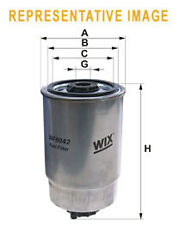 WIX WF8121Car Fuel Petrol Filter Metal type pipe/thread Replaces- WK7182