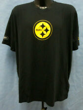 PITTSBURGH STEELERS XL SHIRT NFL FOOTBALL UNDER ARMOUR MENS HEAT GEAR PRINTED