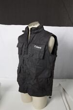 Canon Vest Size XL/L fit T7i 80D NEW Kit USA Jacket photography 4000D EOS RP RF