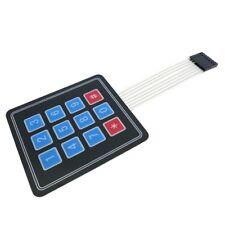 4x3 Matrix Array 12 Key Membrane Switch Keypad Keyboard f Arduino AVR