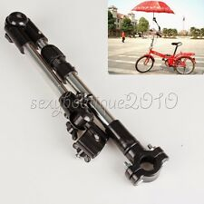 Bike Bicycle Cycling Wheelchair Stroller Chair Accessories Umbrella Holder Stand