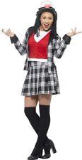 Sexy Damas Escuela Chica desinformados Dionne 1990s TV Vestido de fantasía Traje de Disfraz de película