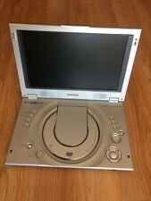 "PANASONIC DVD-L200 PORTABLE DVD PLAYER ,10""SCREEN,player Only ,NICE"