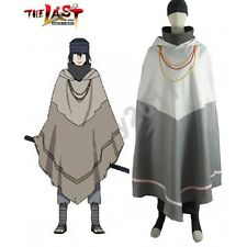 Custom-made Naruto The movie The last-Uchiha Sasuke Cosplay Costume Clothes