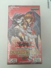 Yu-Gi-Oh Jaden Yuki Volume 2 Booster Box 1st Edition English New Factory Sealed!