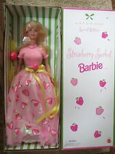 BARBIE - AN AVON EXCLUSIVE - SPECIAL EDITION - STRAWBERRY SORBET - 1998