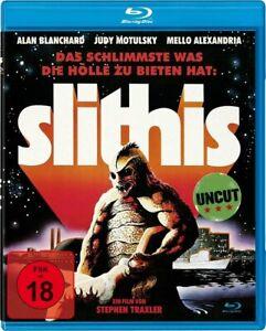 Slithis (Spawn of Slihis) - (1978) - Blu Ray Disc. -