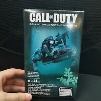 Call of Duty COD Mega Bloks Seal Specialist set CNG72 toy