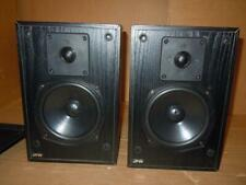 JPW Gold Monitor Speakers-Made in England-One Tweeter Faulty