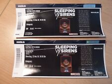 Tickets Sleeping with Sirens Köln