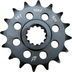 Driven Racing Front 520 Conversion Steel Sprocket 520 16T 1041-520-16T