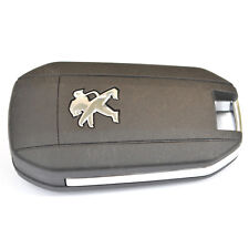 PEUGEOT REMOTE KEY FOB 3 BUTTON WITH CHIP 208 508 3008 308 5008