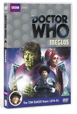 DR WHO 110 (1980) - MEGLOS - TV Doctor Tom Baker + K9 + Romana - NEW R2 DVD