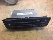 BMW 1 3 SERIES E87 E90 BUSINESS RADIO HEAD UNIT CD PLAYER 9177209  #TESTED#
