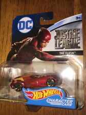 2017 Hot Wheels Justice League Movie The Flash Character Cars DC Universe