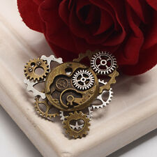 Gothic Watch Movement Lapel Pin Badge Gear Brooch Pin Steampunk Pin Vintage