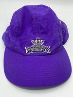 Vintage WNBA Sacramento Monarchs Women's Basketball Purple Cap Hat Champion