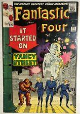 FANTASTIC FOUR #29 (1964) Marvel Comics VG+