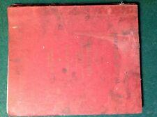 Hillman Minx Husky & Commer Cob Original Workshop Manual