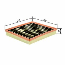 BOSCH Air Filter 1457433045 - Single