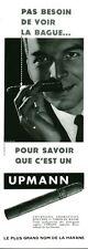 Publicité ancienne cigare UPMANN 1959