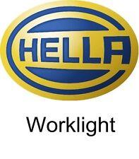 HELLA Work Light Flood Lamp 1GA006991-721