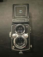 Yashica-D 120 Film Format Classic Camera