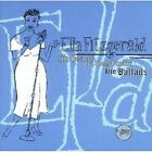 ELLA FITZGERALD - BEST OF THE SONGBOOKS(BALLADS) CD NEW!