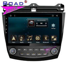 "10.1"" Android 6.0 Car Stereo Radio GPS Navi For Honda Accord 2004~2006 WIFI USB"