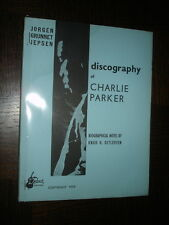 DISCOGRAPHY OF CHARLIE PARKER - 1960