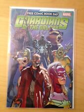 GUARDIANS OF THE GALAXY FCBD 2014, NM+, NO STAMP ROCKET RACCOON, GROOT