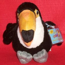 Webkinz Web Kinz Retired Toco Toucan New with Sealed Tag NWT!