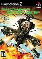 ThunderStrike: Operation Phoenix (Sony PlayStation 2, 2001)  COMPLETE