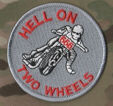 CAFÉ RACER ROCKERS 59 TON-UP-BOY OUT-LAW BIKER PATCH SERIES: HELL ON TWO WHEELS