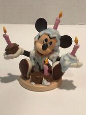 Walt Disney WDCC Mickey's Birthday Party Mickey Mouse Figurine COA & Box