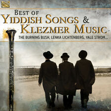 Sarah Ash - Best of Yiddish Songs and Klezmer Music