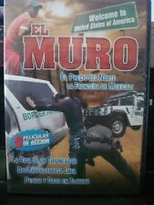 El Muro (DVD,2011)  Spanish WORLD SHIP AVAIL