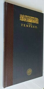2013 1st The Tempist: A Facsimile from the First Folio, Hardcover free EXPR AUS