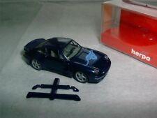"""Herpa-Sondermodell Porsche 993 Turbo mit Sonderbedruckung """"Panther"""" von Siemens"""