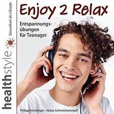 CD Enjoy 2 Relax: Entspannungsübungen für Teenager  Digipack (K148)