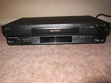 JVC hr-s3902u vcr Svhs player recorder
