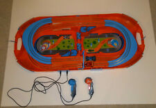 Hot Wheels KidzTech 1:64 Slot Car Carrying Case Track Set # 83121